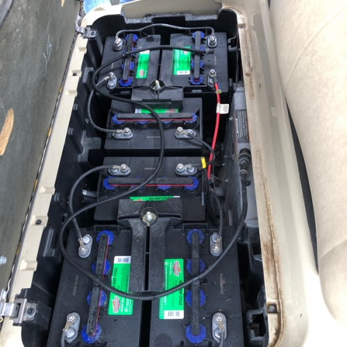 club car batteries
